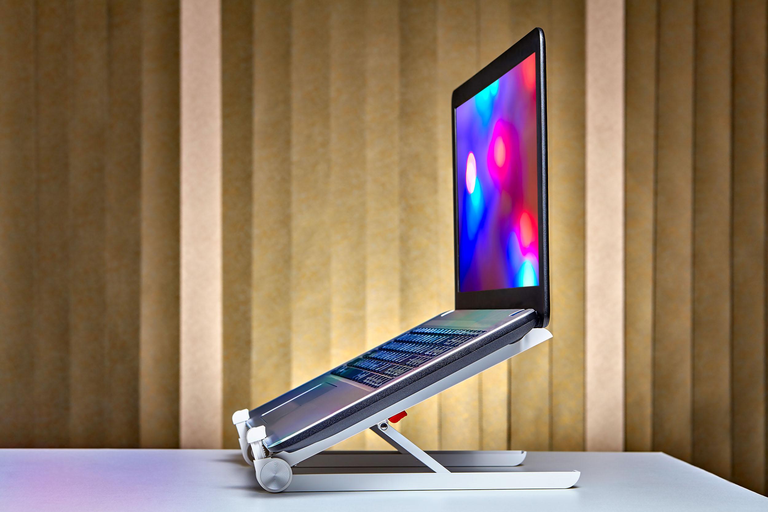 Standing Laptop Holder