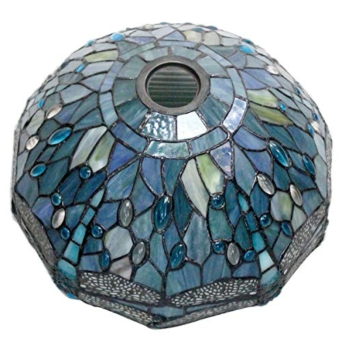 Glass Lamp Shades You Ll Love In 2021, Replacement Glass Shades For Uplighter Floor Lamps