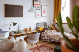 How to Create a Study Space in Your Kid's Bedroom