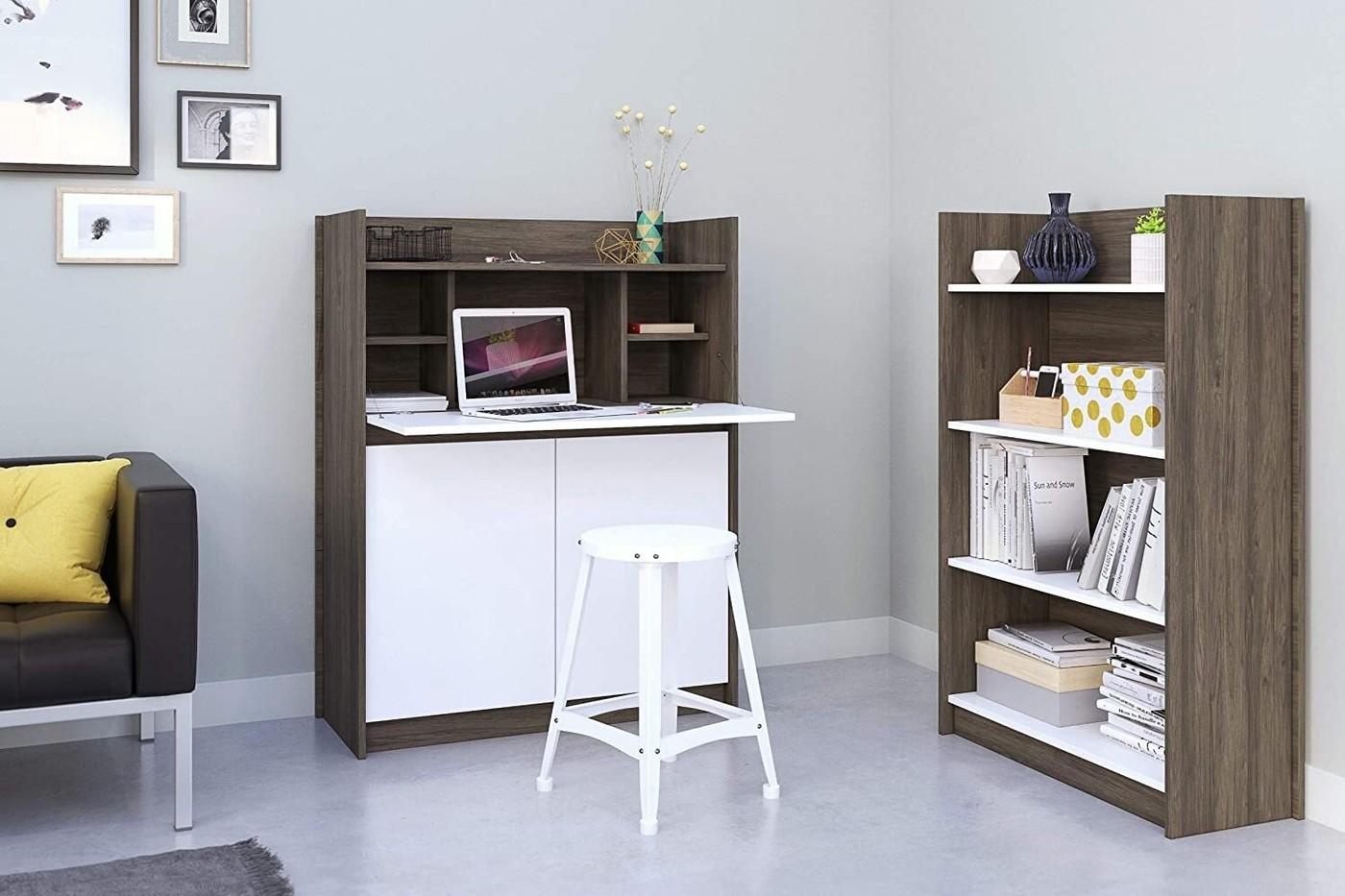 Chrono Finished Secretary Desk