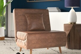 A chair bed – your most versatile piece of furniture