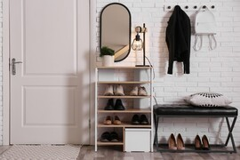 15 Stylish and Practical Entryway Shoe Storage Solutions