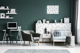 Decorating With Polka Dot - Adorable Inspirations