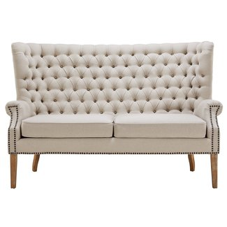 Adger Wing Loveseat