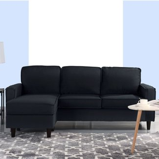 Brzozowski Modern Small Space Sectional