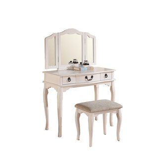 Christopher Vanity Set with Mirror