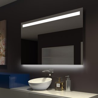Classic Dimmable LED Bathroom/Vanity Mirror