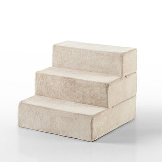 Comfort Foam 3 Step Pet Stair