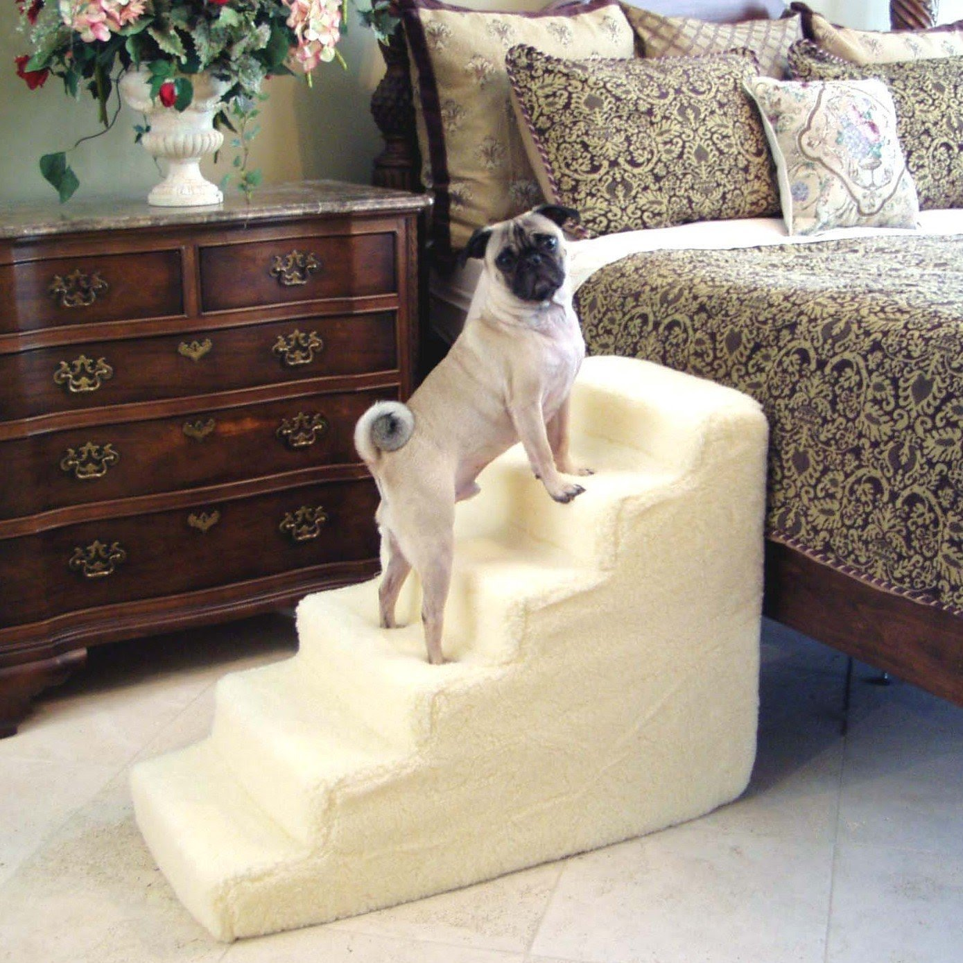 Awesome Foam 6 Step Pet Stair
