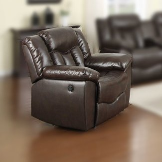 James Manual Wall Hugger Recliner