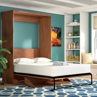 Lafountain Queen Murphy Bed