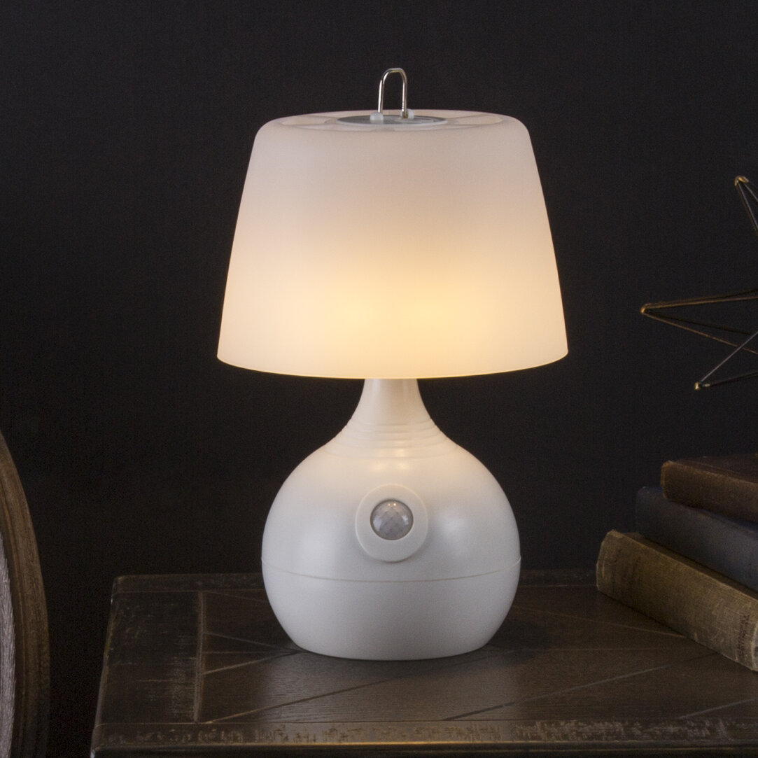 Battery operated table lamps visual hunt