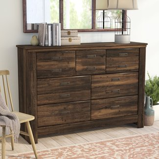 Saint Marys 7 Drawer Dresser