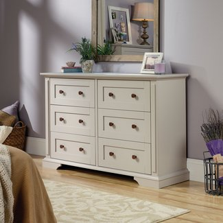 Sebastien 6 Drawer Dresser