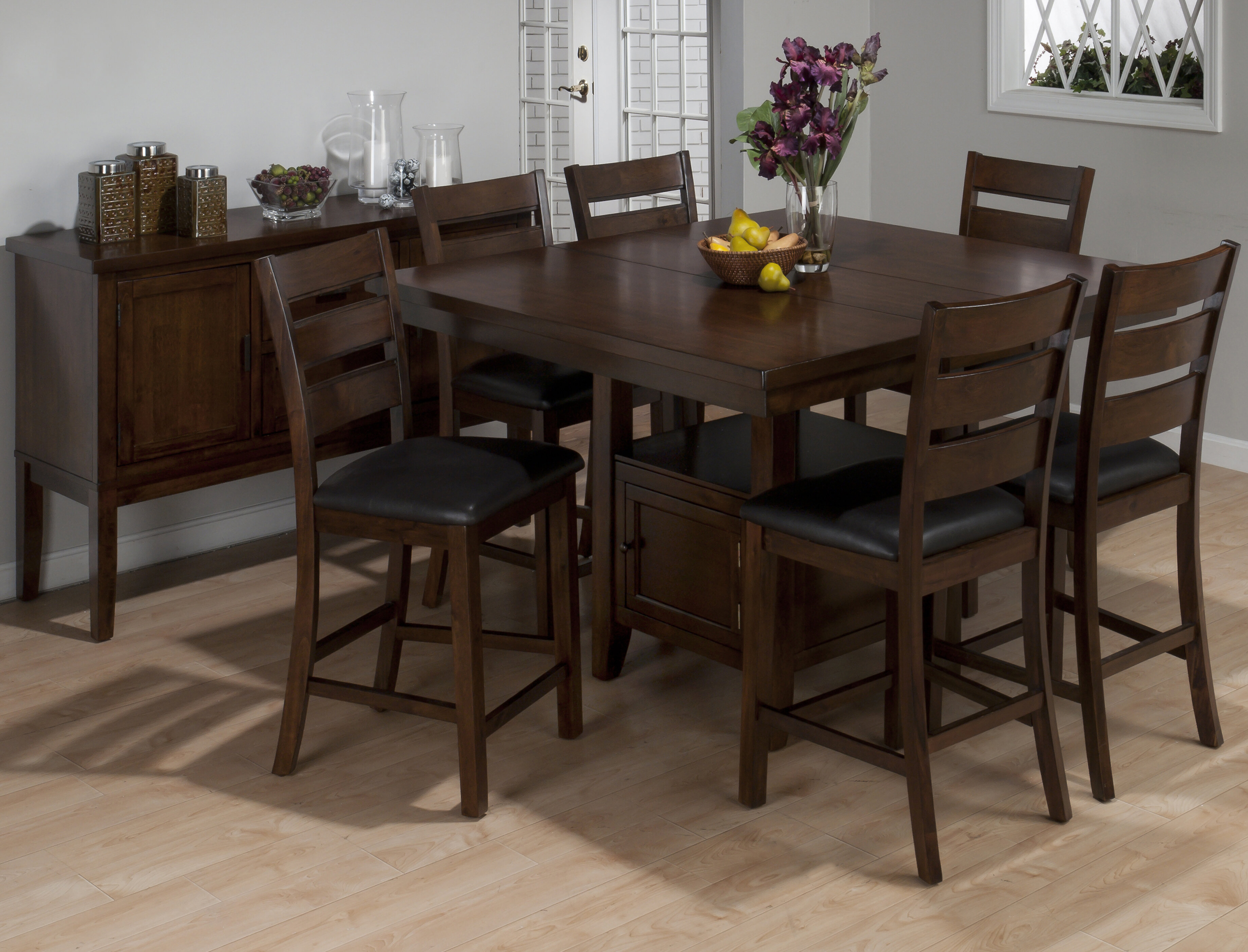 Square Dining Table For 6 You Ll Love, High Dining Room Tables