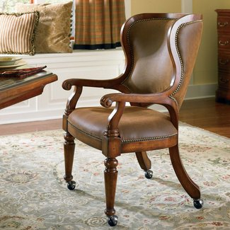 Waverly Place Tall Back Upholstered Dining Chair
