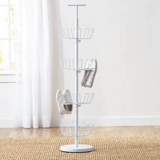 Wayfair Basics 24 Pair Shoe Rack