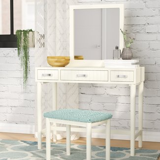 Worley Vanity Set with Mirror