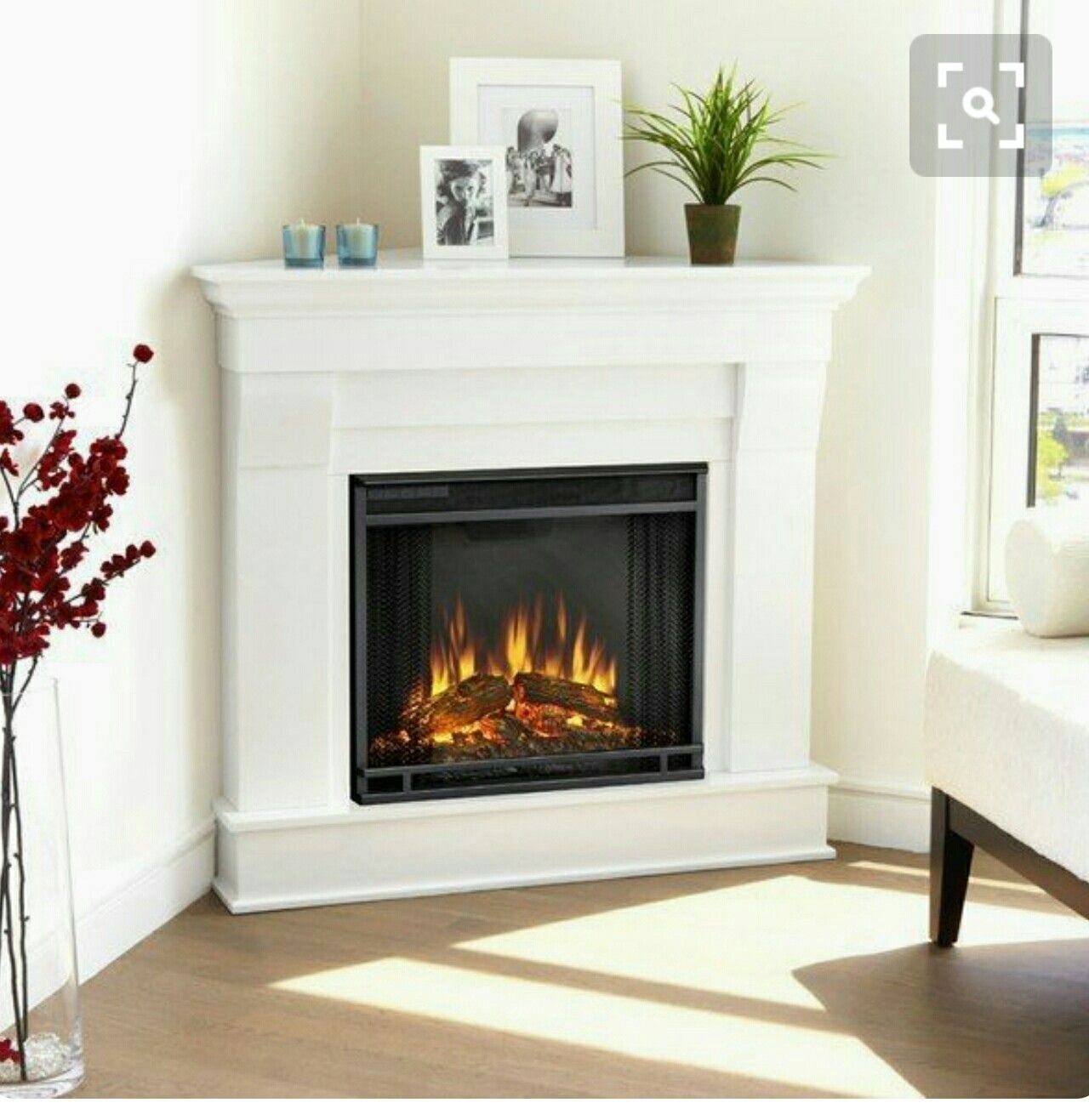 50 Corner Electric Fireplace Tv Stand You Ll Love In 2020 Visual Hunt