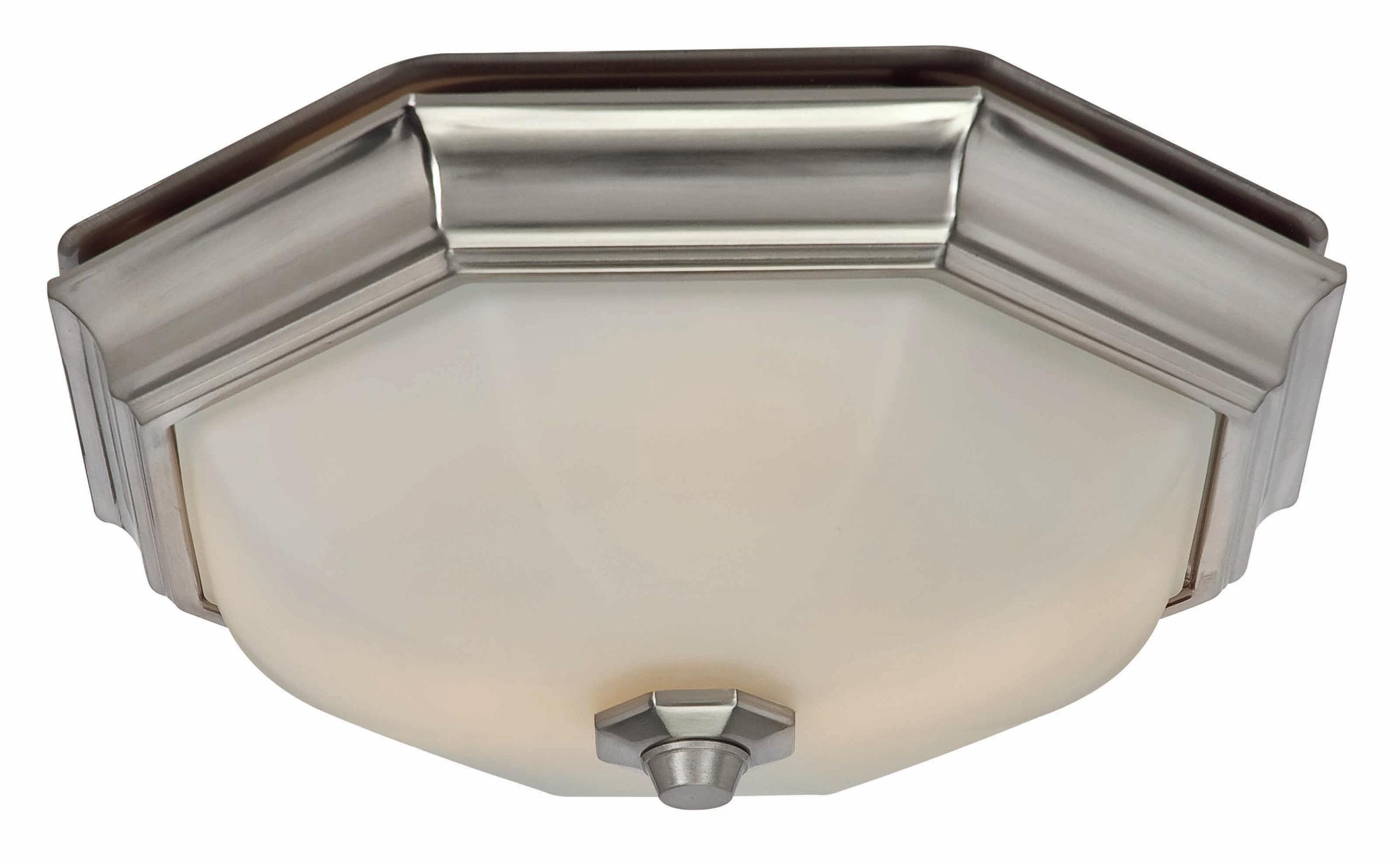Decorative Bathroom Exhaust Fan With, Brushed Nickel Bathroom Exhaust Fan