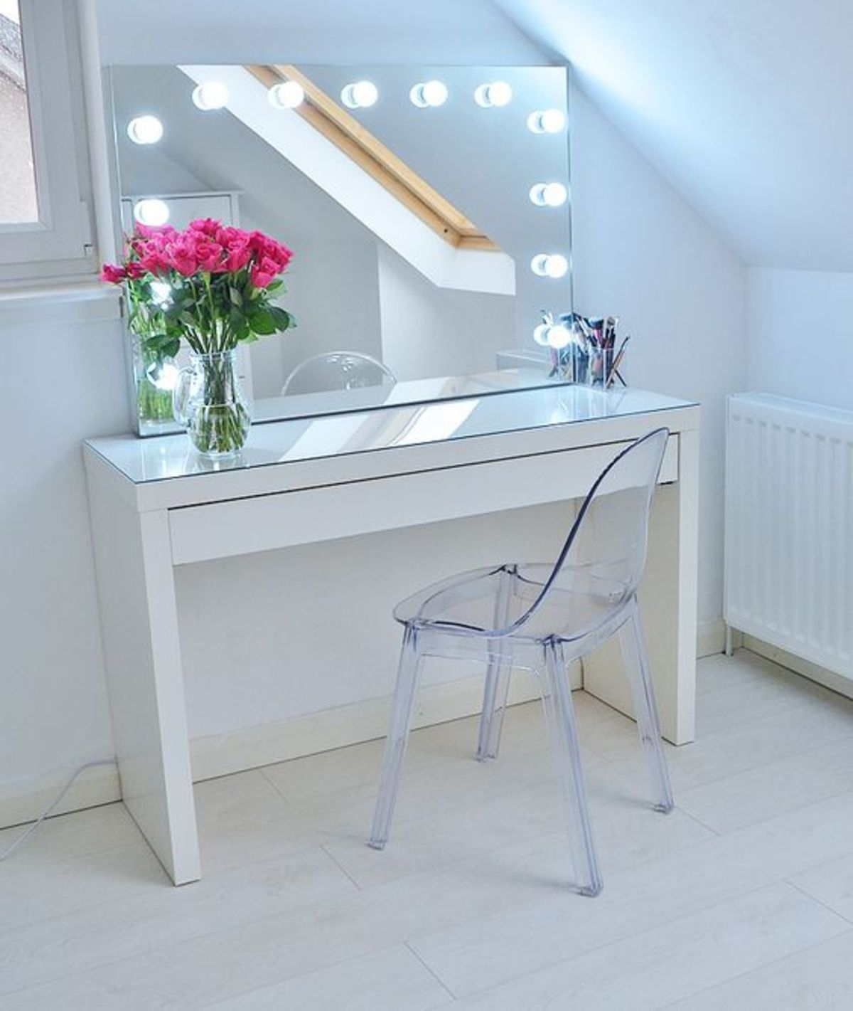 Dressing Table Mirror With Lights You Ll Love In 2020 Visualhunt
