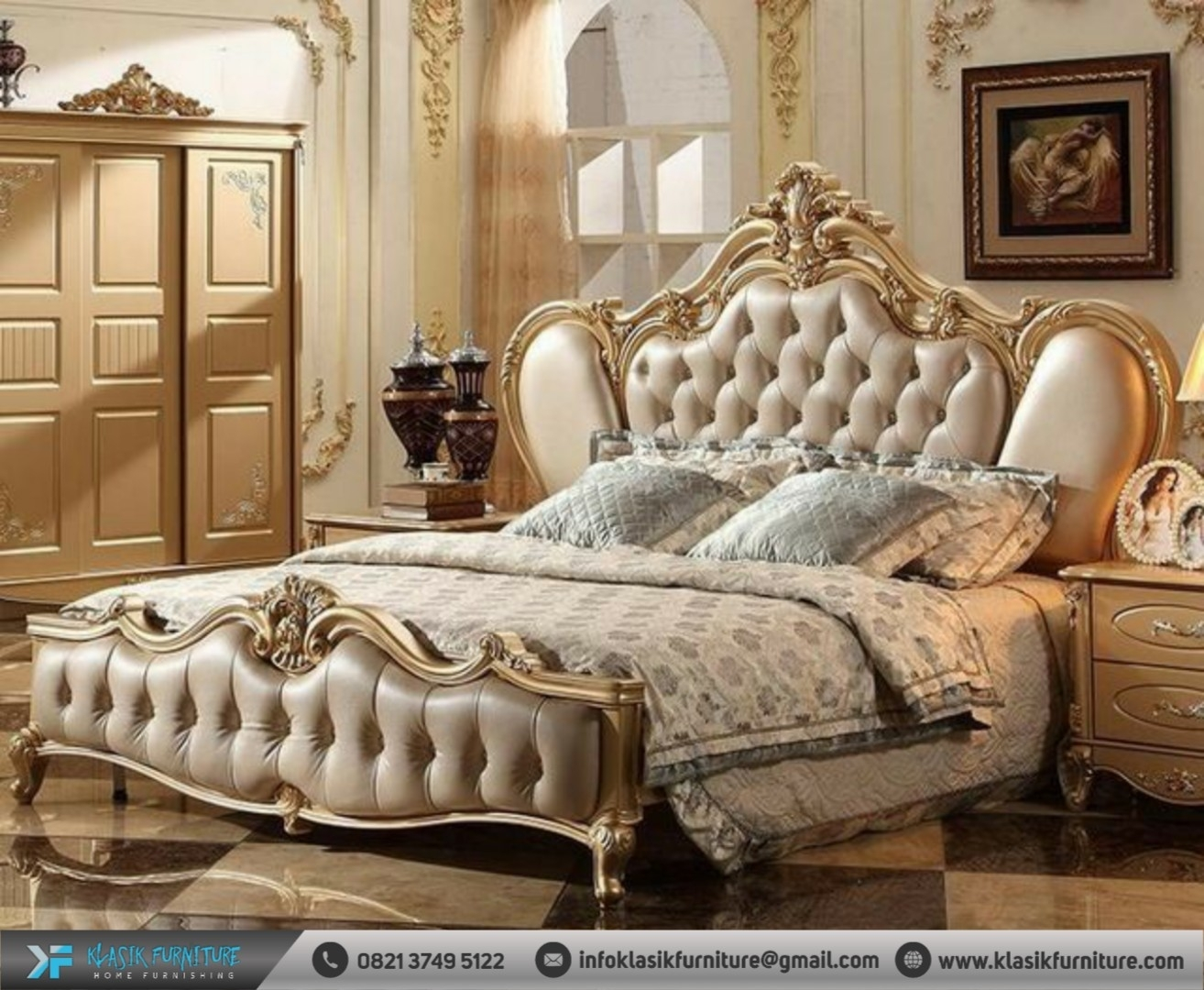 French Provincial Bedroom Furniture You Ll Love In 2021 Visualhunt