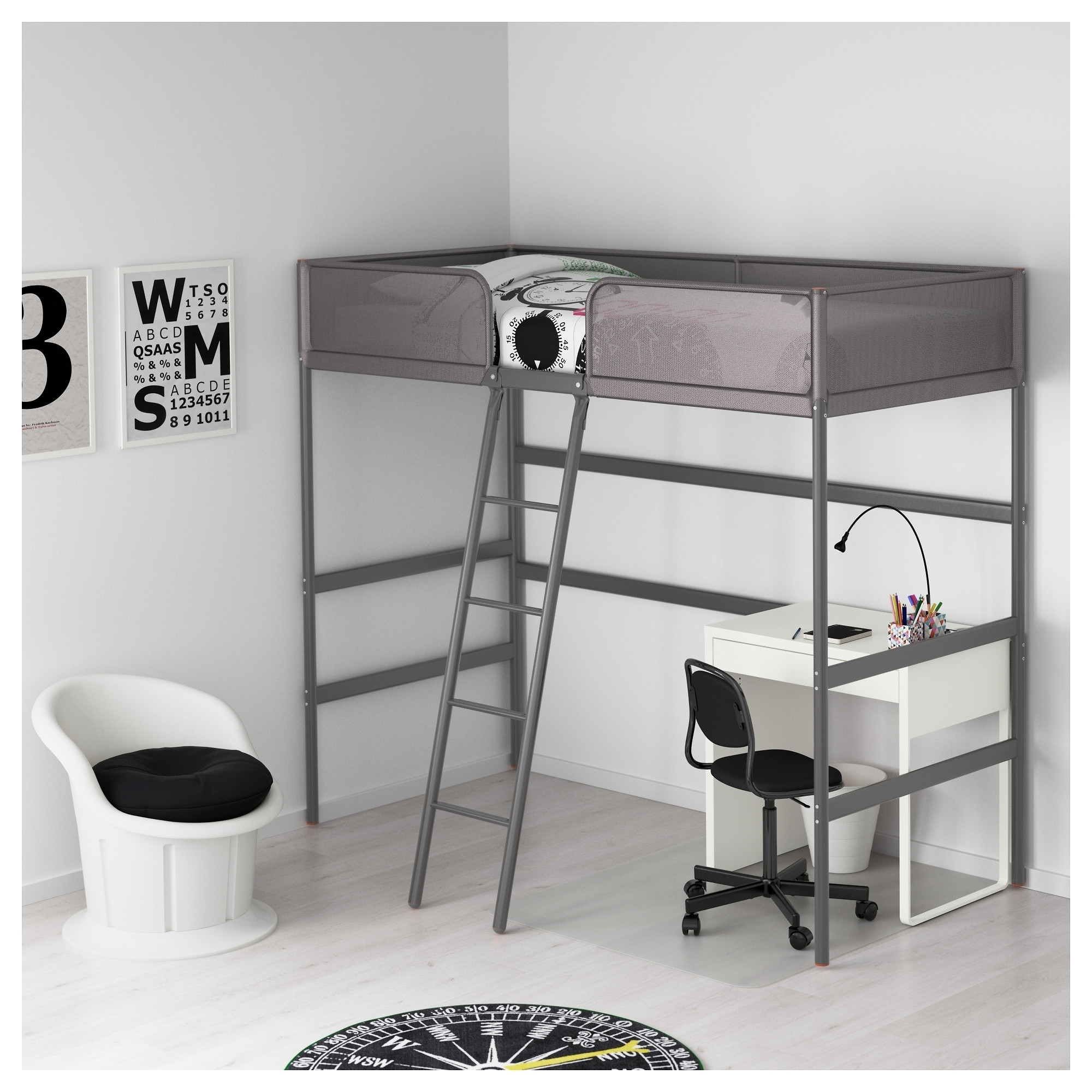 Ikea Loft Beds You Ll Love In 2020 Visualhunt