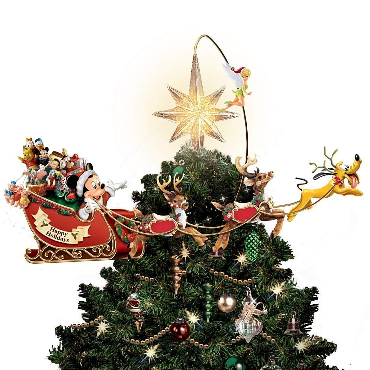 Mickey Mouse Tree Topper You Ll Love In 2021 Visualhunt