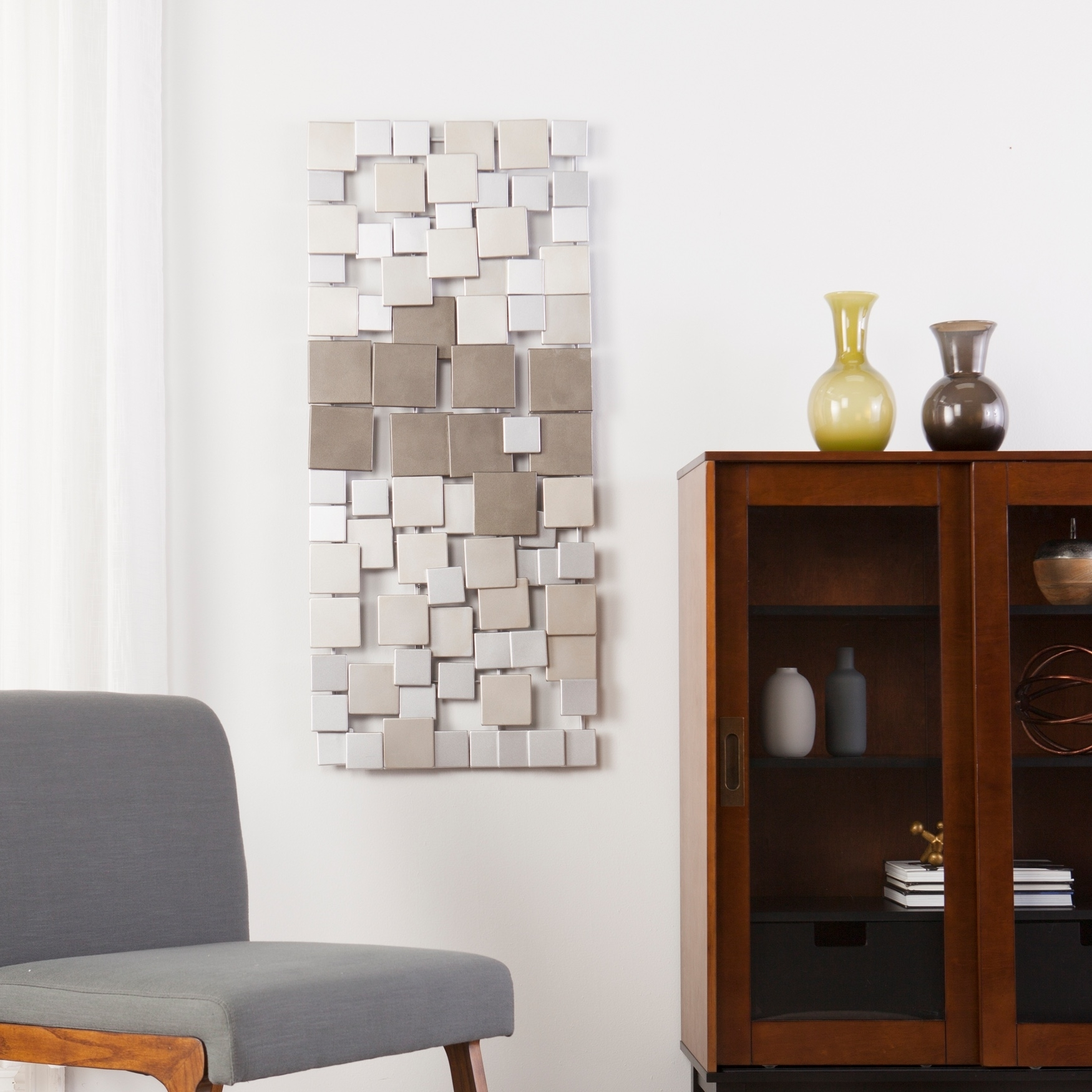Image of: 50 Mid Century Modern Wall Decor You Ll Love In 2020 Visual Hunt