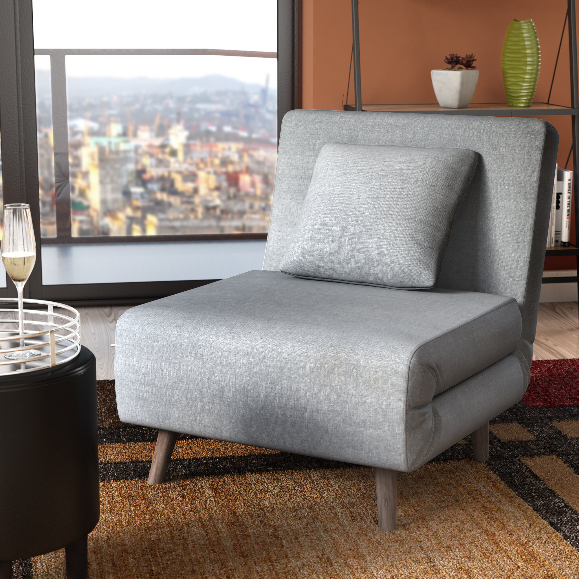 Picture of: Single Sofa Bed Chair You Ll Love In 2020 Visualhunt