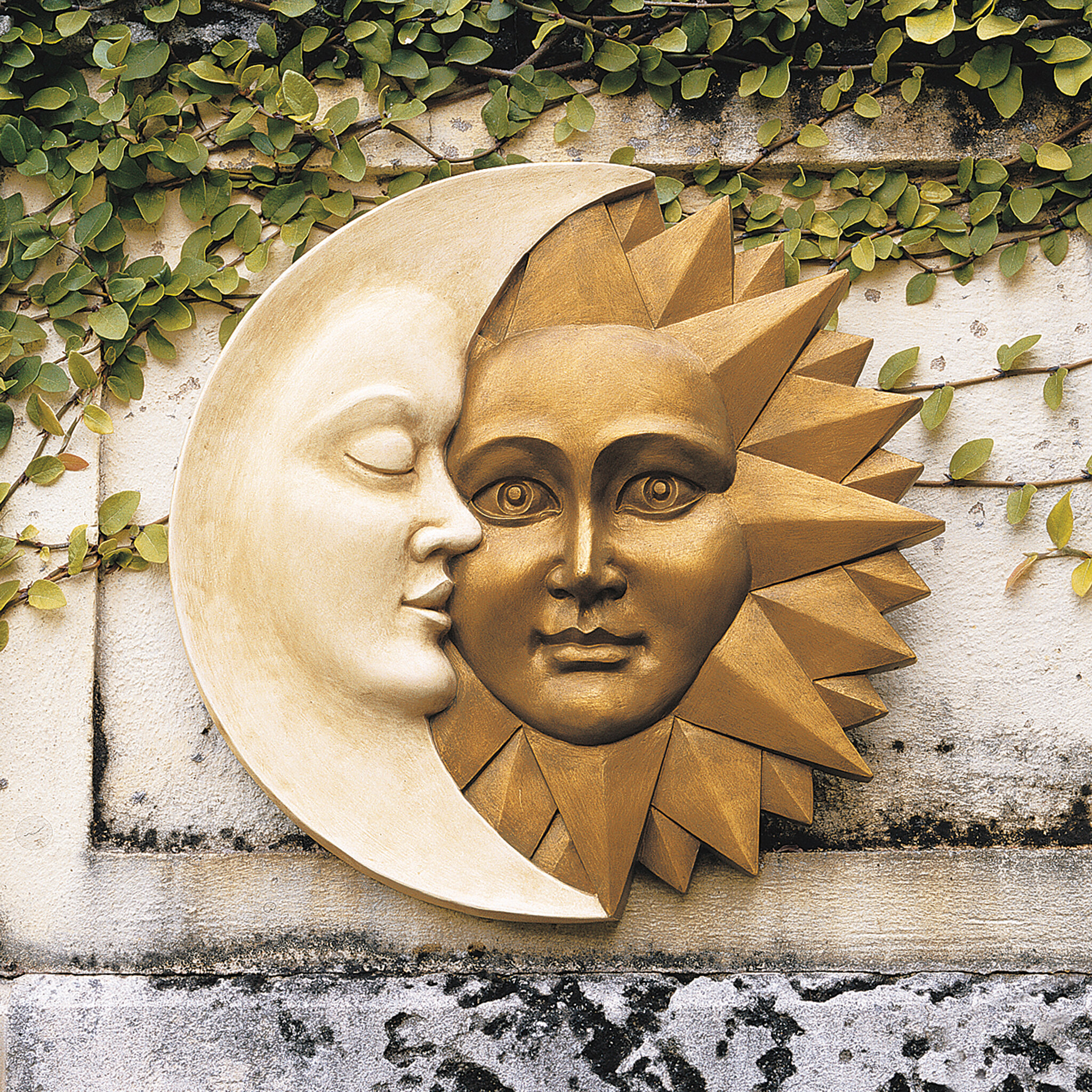 Sun And Moon Wall Decor You Ll Love In 2021 Visualhunt