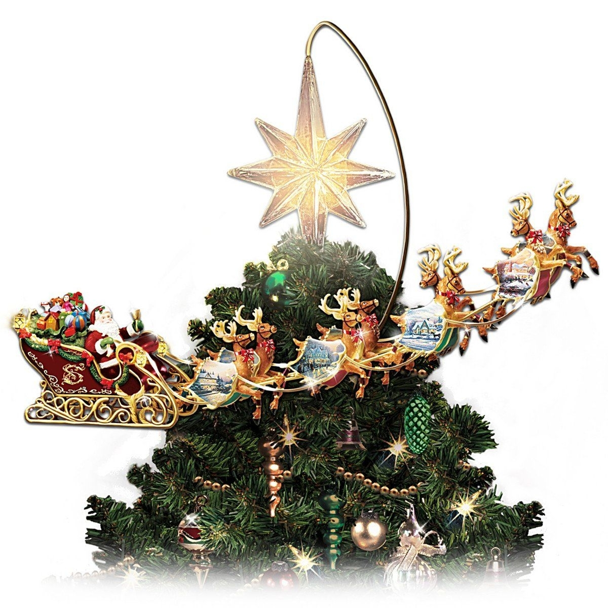 Unique Christmas Tree Toppers You Ll Love In 2021 Visualhunt
